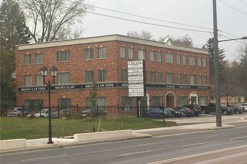 Commercial property for lease at 390 Davis Dr Apartment 300 Newmarket Ontario - MLS: N4689775