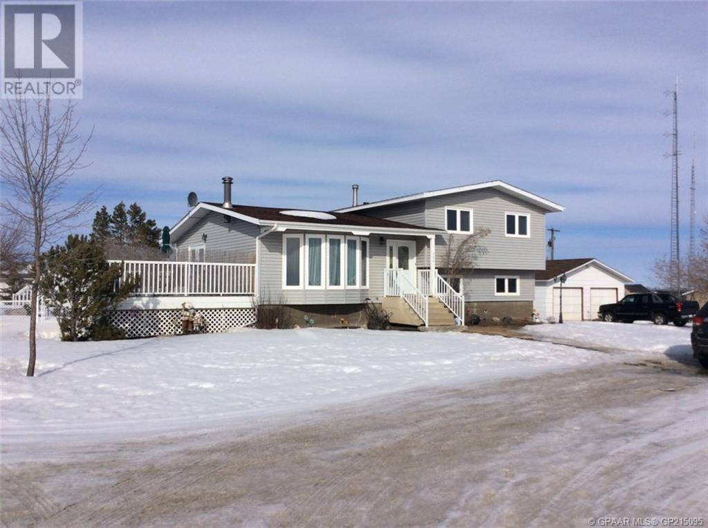 House for sale at 300 7 Avenue Court Northwest Manning Alberta - MLS: GP215095