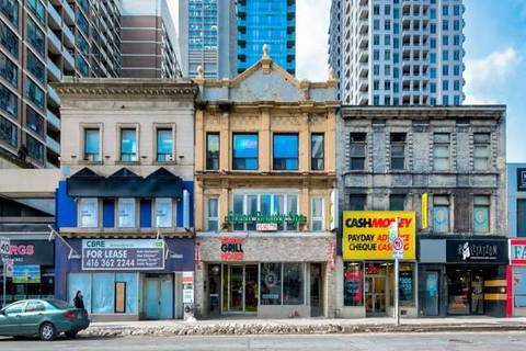 Commercial property for lease at 752 Yonge St Apartment 300 Toronto Ontario - MLS: C4674925