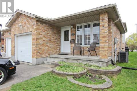 House for sale at 300 Brembel Cres Kitchener Ontario - MLS: 30734344