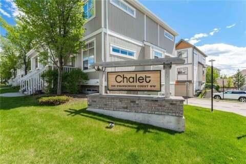 Townhouse for sale at 300 Evanscreek Ct NW Calgary Alberta - MLS: C4301619