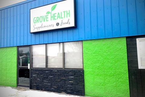 Commercial property for lease at 300 Matthews Ave Spruce Grove Alberta - MLS: E4141921