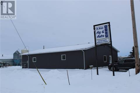 Commercial property for sale at 300 Service Rd St. Brieux Saskatchewan - MLS: SK797247