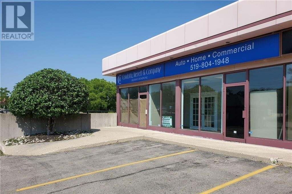 Commercial property for lease at 300 Victoria St North Kitchener Ontario - MLS: 30820124