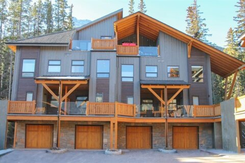 Townhouse for sale at 3000 Stewart Creek Dr Canmore Alberta - MLS: A1052109