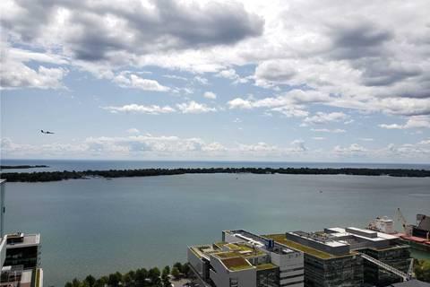 Apartment for rent at 16 Bonnycastle St Unit 3001 Toronto Ontario - MLS: C4579076