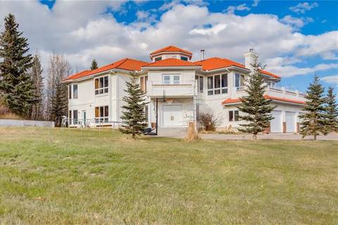 House for sale at 30012 Burma Rd Rural Rocky View County Alberta - MLS: C4273784