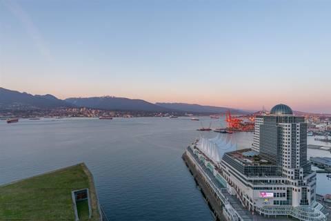 Condo for sale at 1011 Cordova St W Unit 3002 Vancouver British Columbia - MLS: R2449974