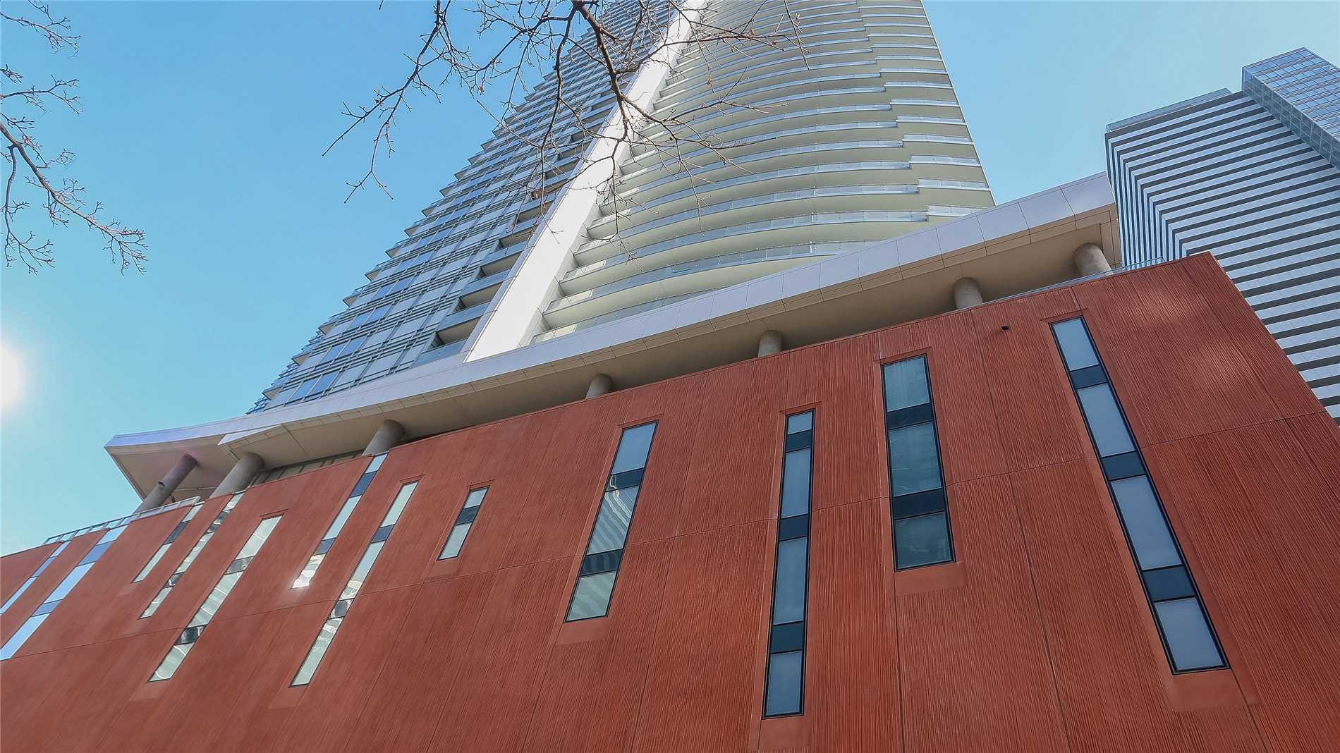 Cinema Towers Condos: 21 Widmer Street, Toronto, ON