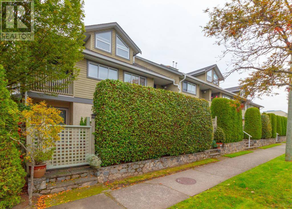 Townhouse for sale at 3002 Scott St Victoria British Columbia - MLS: 417480