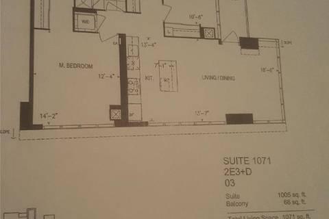 Apartment for rent at 11 Bogert Ave Unit 3003 Toronto Ontario - MLS: C4421206