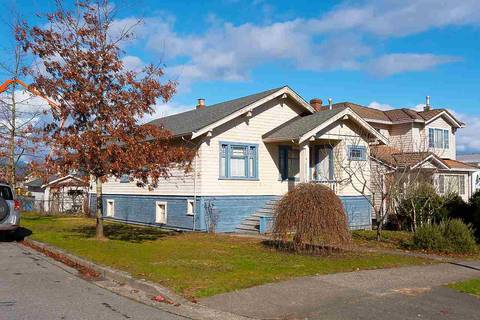 House for sale at 3003 Graveley St Vancouver British Columbia - MLS: R2446907