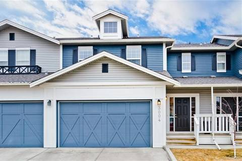 Townhouse for sale at 1001 8 St Northwest Unit 3004 Airdrie Alberta - MLS: C4238390