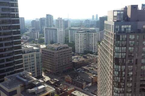 Apartment for rent at 1001 Bay St Unit 3005 Toronto Ontario - MLS: C4823696
