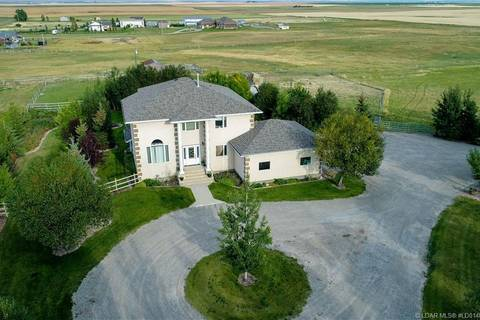 Residential property for sale at 30053 Highway 2 Bypass  E Cardston Alberta - MLS: LD0148012