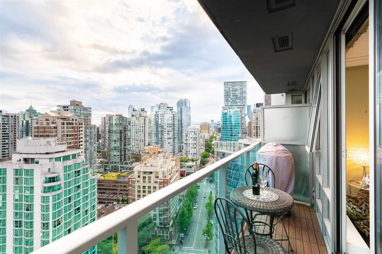 Sold: 3007 - 233 Robson Street, Vancouver, BC