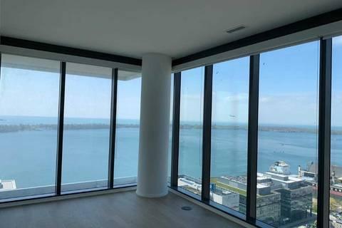 Apartment for rent at 16 Bonnycastle St Unit 3009 Toronto Ontario - MLS: C4450015