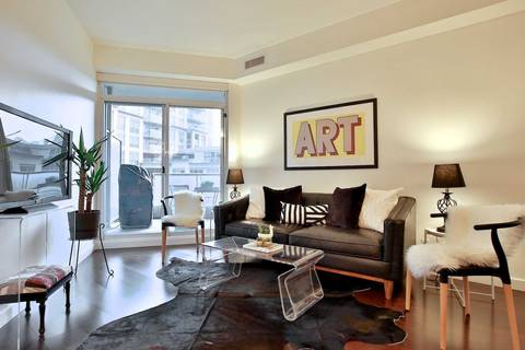 Condo for sale at 1 Shaw St Unit 301 Toronto Ontario - MLS: C4497300