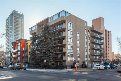 Condo for sale at 1033 15 Ave Southwest Unit 301 Calgary Alberta - MLS: C4290254