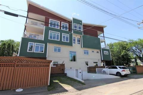 Condo for sale at 10558 78 Ave Nw Unit 301 Edmonton Alberta - MLS: E4158610