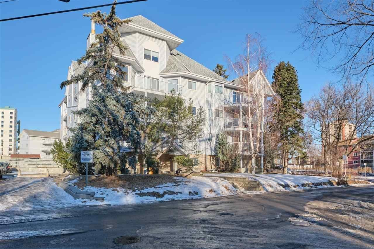 Condo for sale at 10810 86 Av NW Unit 301 Edmonton Alberta - MLS: E4225651