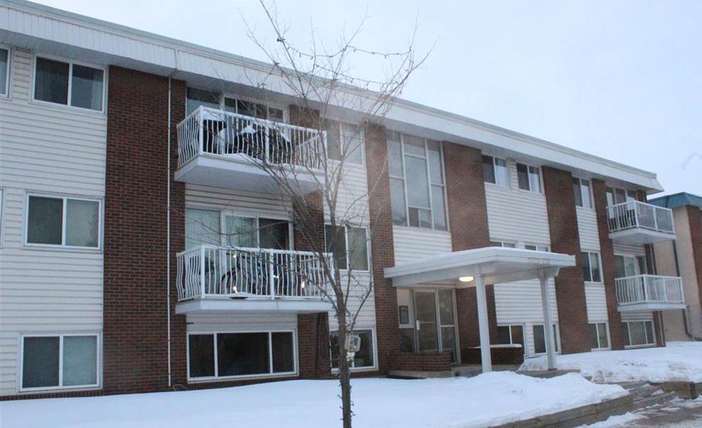 For Sale: 301 - 10920 124 Street, Edmonton, AB | 2 Bed, 1 Bath Condo for $179,900. See 6 photos!