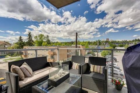 Condo for sale at 1110 3 Ave Northwest Unit 301 Calgary Alberta - MLS: C4253300
