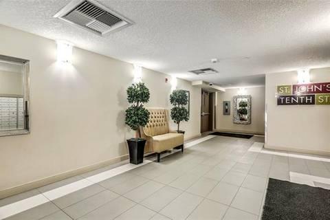 Condo for sale at 1110 3 Ave Northwest Unit 301 Calgary Alberta - MLS: C4282072