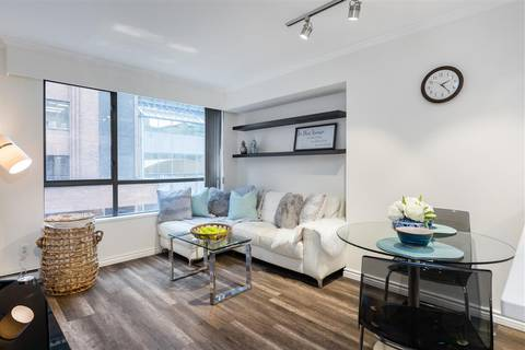 Condo for sale at 1189 Howe St Unit 301 Vancouver British Columbia - MLS: R2435778