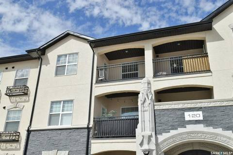 Condo for sale at 120 Phelps Wy Unit 301 Saskatoon Saskatchewan - MLS: SK806373
