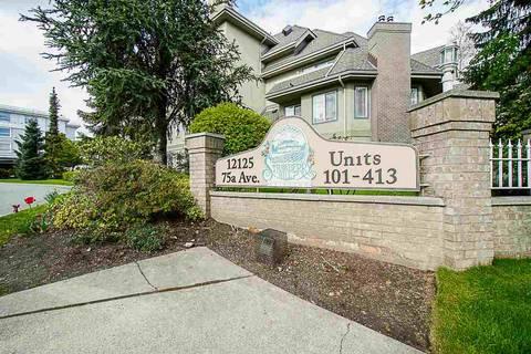 Condo for sale at 12125 75 A Ave Unit 301 Surrey British Columbia - MLS: R2366072
