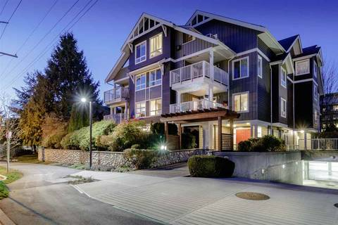 Condo for sale at 128 21st St W Unit 301 North Vancouver British Columbia - MLS: R2444510