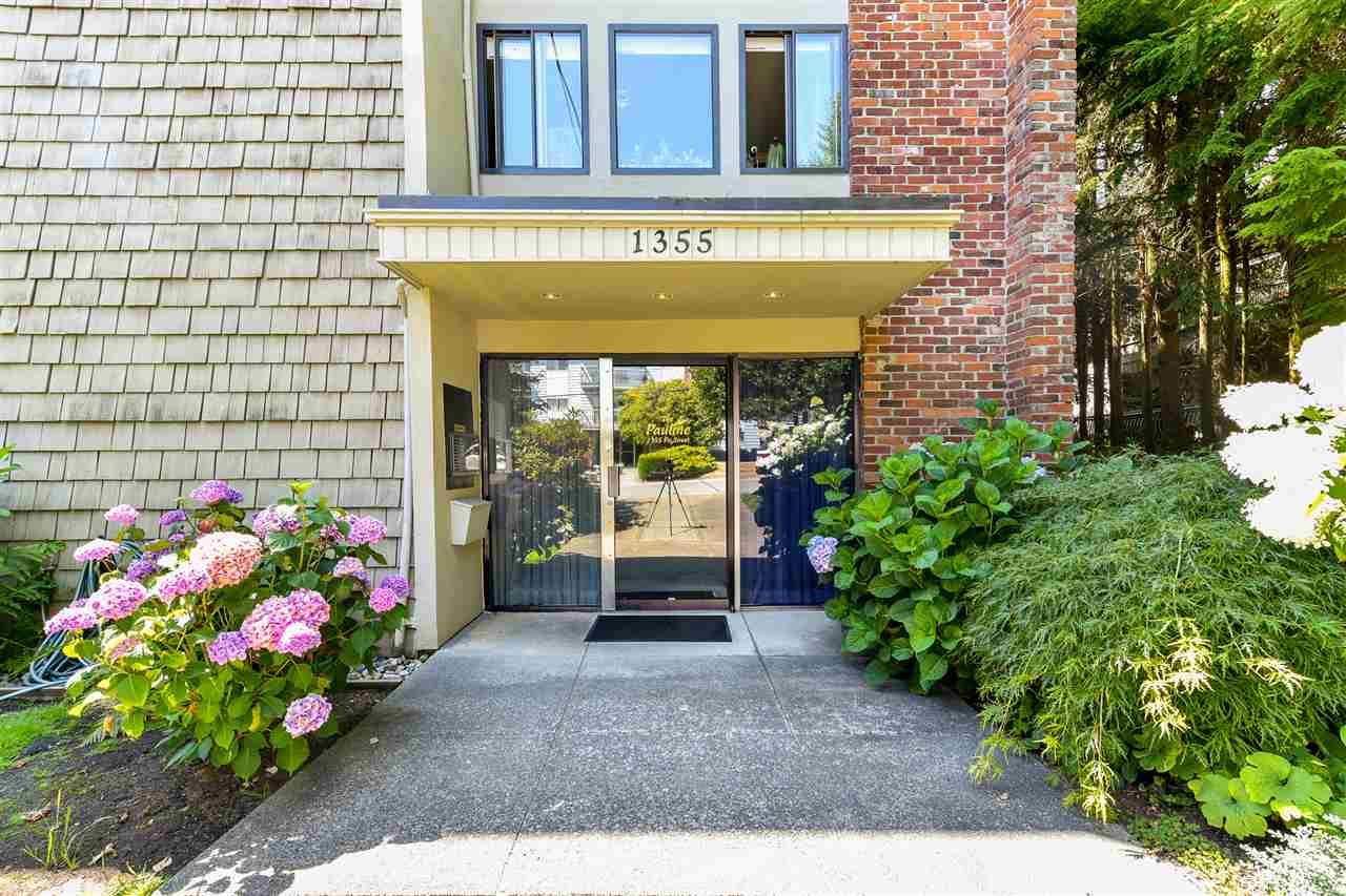 Buliding: 1355 Fir Street, White Rock, BC
