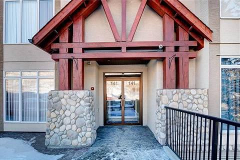 Condo for sale at 141 Mountain St Unit 301 Cochrane Alberta - MLS: C4219662