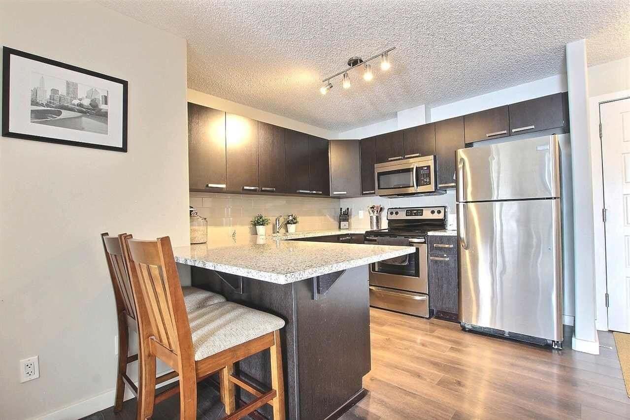 Condo for sale at 14808 125 St NW Unit 301 Edmonton Alberta - MLS: E4204482