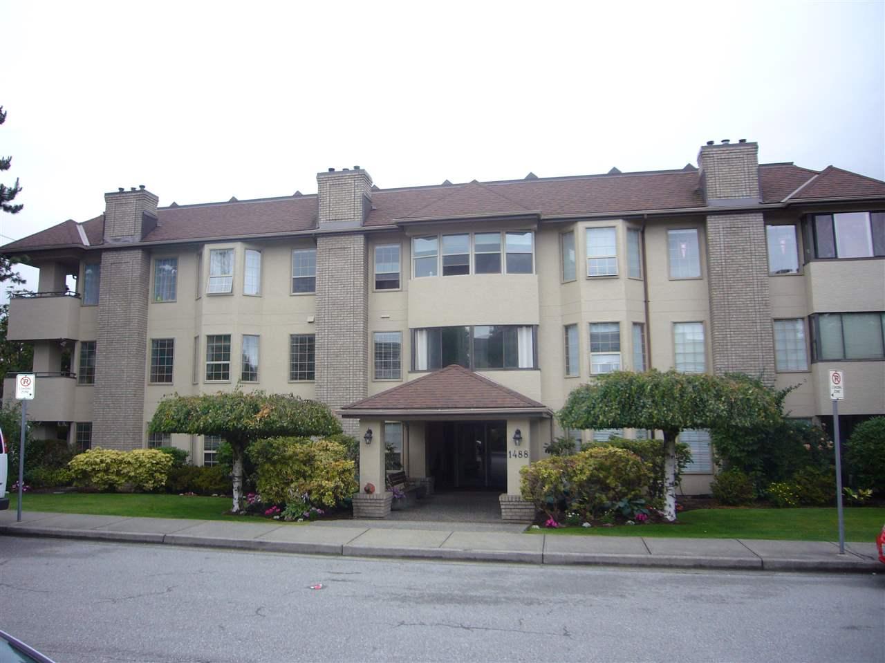 Buliding: 1488 Merklin Street, White Rock, BC