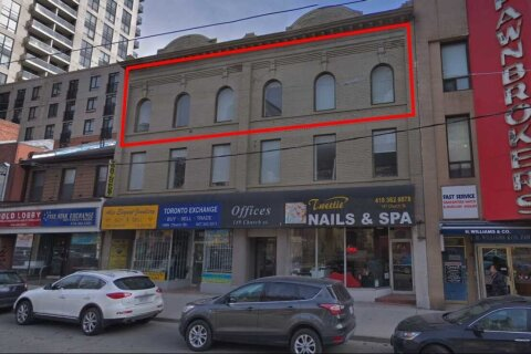 Commercial property for lease at 149 Church St Apartment 301 Toronto Ontario - MLS: C4870340