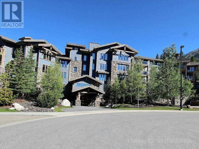 Buliding: 150 Stone Creek Road, Silvertip Canmore, AB