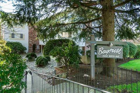 Condo for sale at 15010 Roper Ave Unit 301 White Rock British Columbia - MLS: R2430125