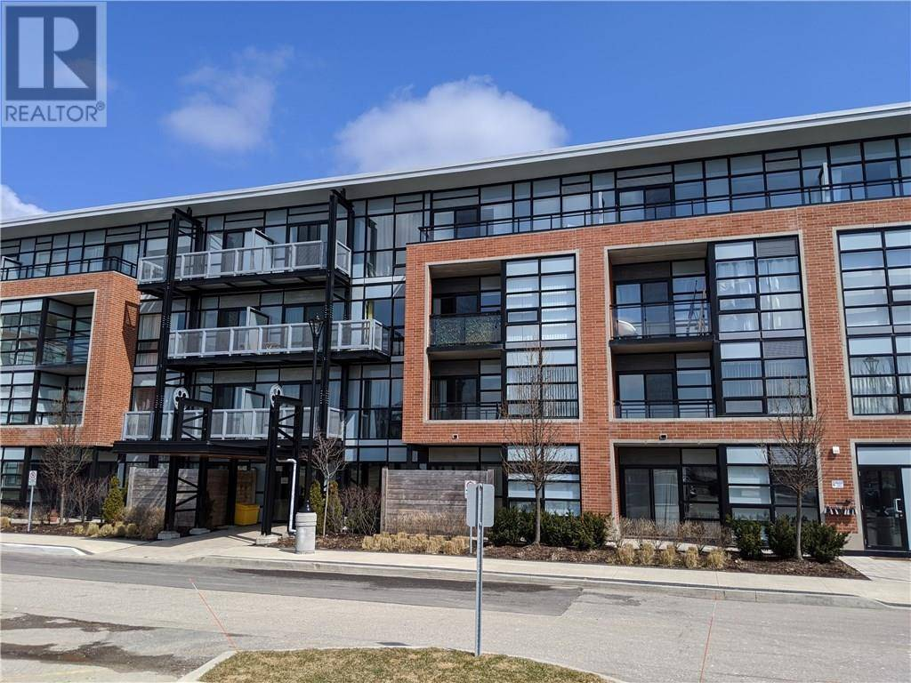 Condo for sale at 155 St Leger St Unit 301 Kitchener Ontario - MLS: 30801542