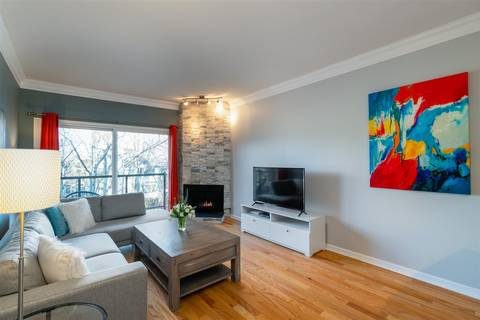 Condo for sale at 1640 11th Ave W Unit 301 Vancouver British Columbia - MLS: R2437042