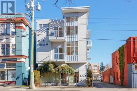Condo for sale at 1721 Quadra St Unit 301 Victoria British Columbia - MLS: 406834