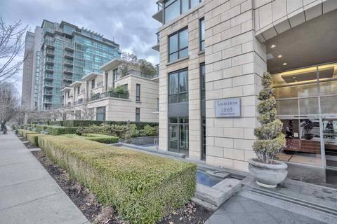 Condo for sale at 1863 Alberni St Unit 301 Vancouver British Columbia - MLS: R2423384