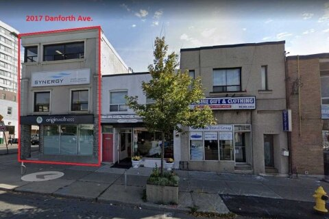 Commercial property for lease at 2017 Danforth Ave Apartment 301 Toronto Ontario - MLS: E5054135