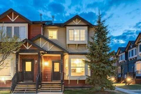 Townhouse for sale at 2066 Luxstone Blvd Southwest Unit 301 Airdrie Alberta - MLS: C4296752
