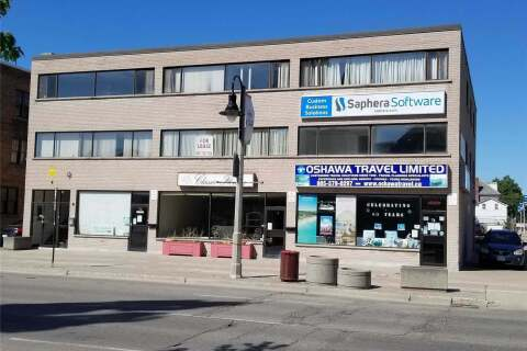 Commercial property for lease at 74 Simcoe St Apartment 301-303 Oshawa Ontario - MLS: E4787680