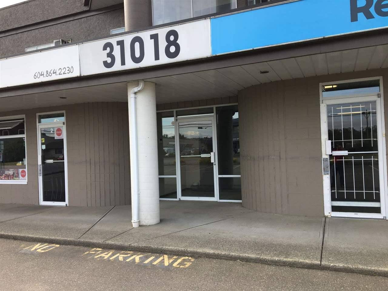 Commercial property for lease at 31018 Peardonville Rd Apartment 301 Abbotsford British Columbia - MLS: C8030685
