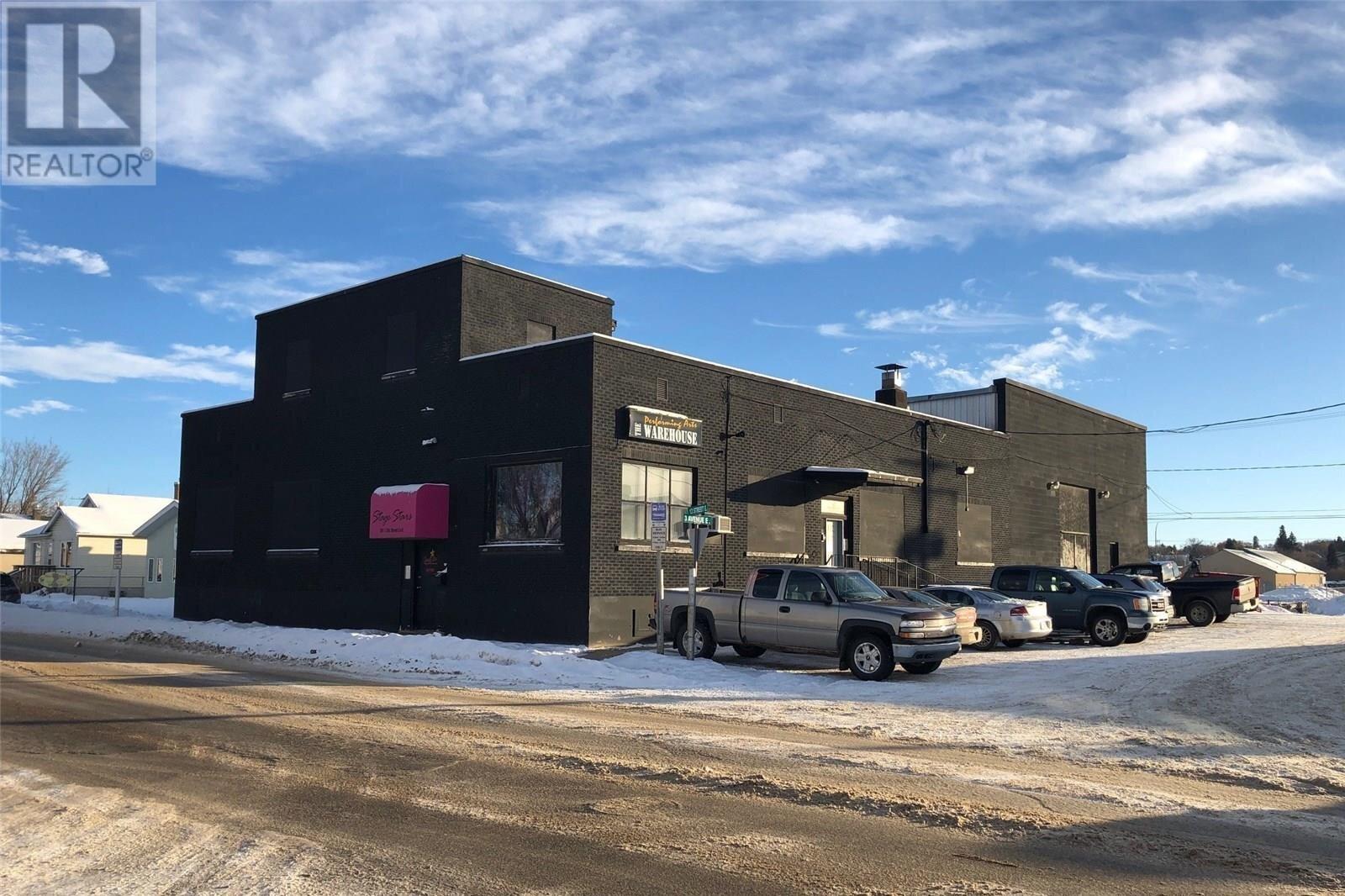 Commercial property for sale at 301 13th St E Prince Albert Saskatchewan - MLS: SK834724