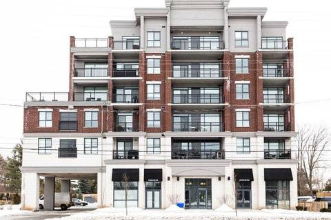 Condo for sale at 34 Plains Rd Unit 301 Burlington Ontario - MLS: W4675724