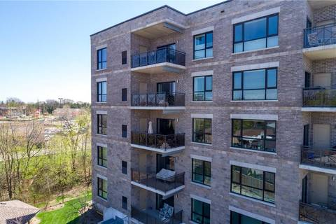 Condo for sale at 379 Scott St Unit 301 St. Catharines Ontario - MLS: 30730445